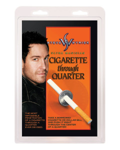 cigarette-through-quarter